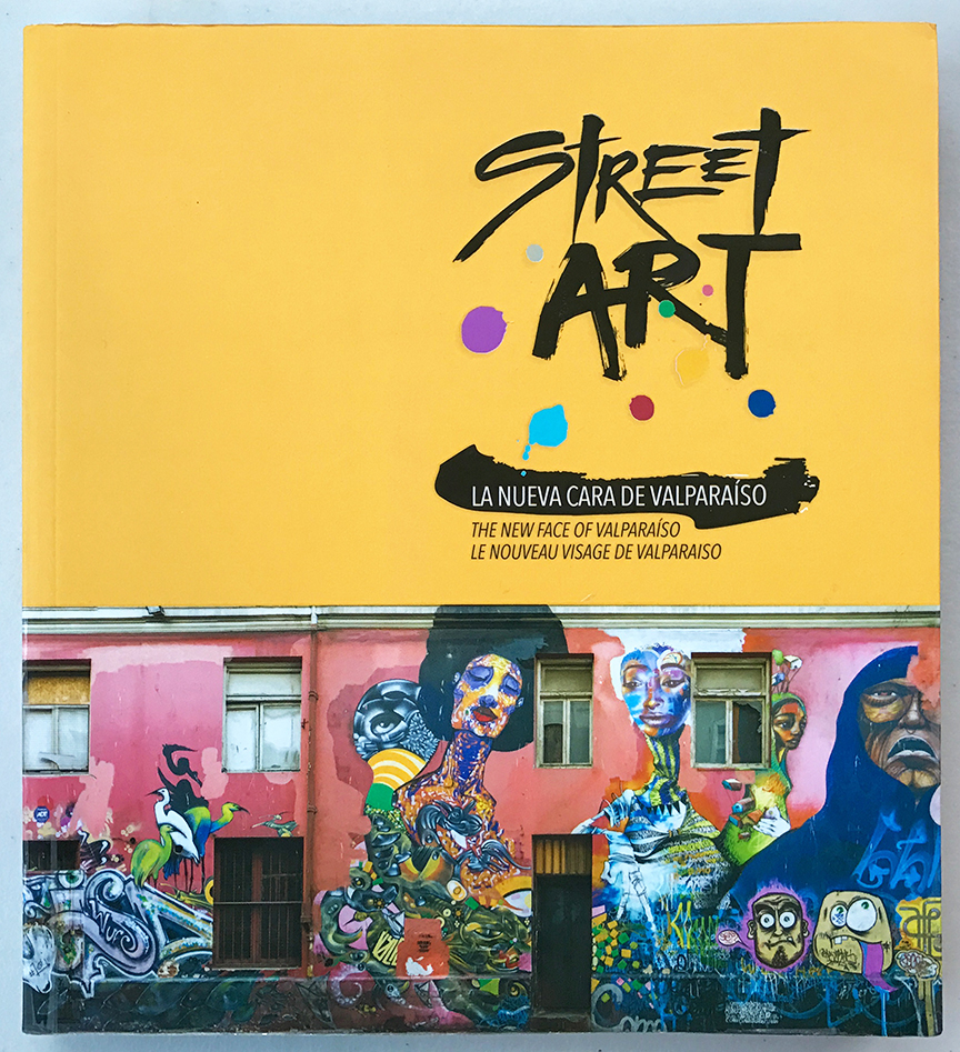 Street Art Book Cover